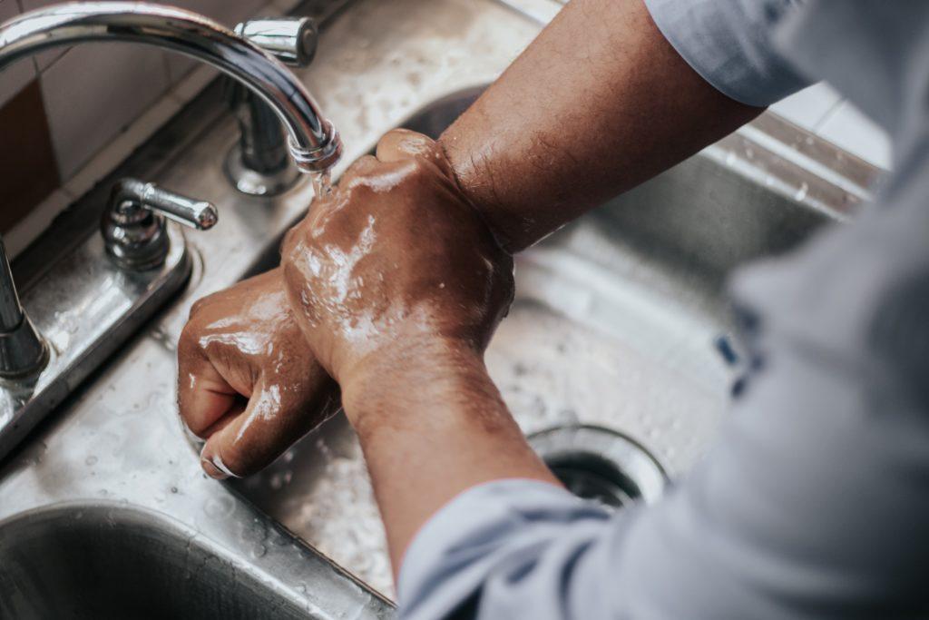 Hygiene Washing Hands